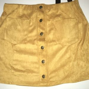 Forever 21 - Suede Skirt